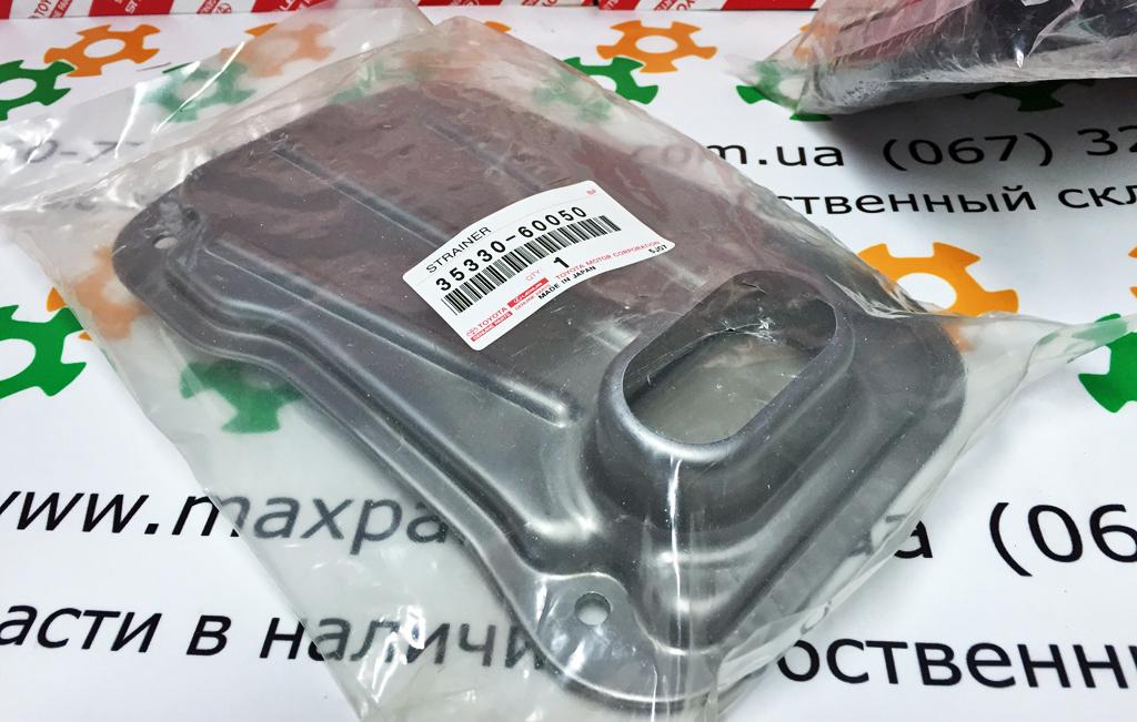3533060050; 35330-60050 Оригинал, фильтр автоматической коробки передач (АКП) Toyota | Lexus