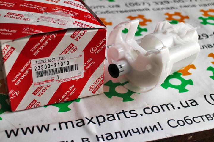 Фото 2 - 2330021010 23300-21010 233000A020 Оригинал фильтр топливный Toyota Avalon Camry 40 Highlander Lexus ES GS IS RX