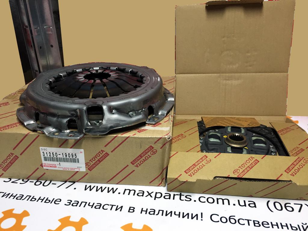 3125019095 31250-19095 3125069045 31250-69045 3125069046 31250-69046 Оригинал ремкомплект сцепления диск и корзина комплект Toyota Corolla Auris