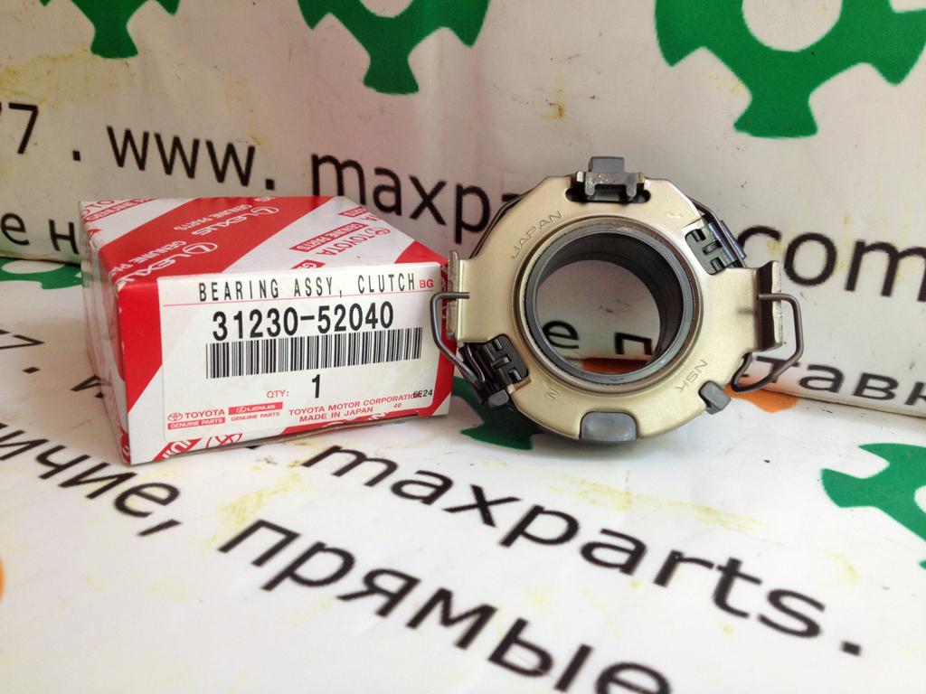 Подшипник выжимной сцепления Toyota Yaris оригинал 3123052040 31230-52040