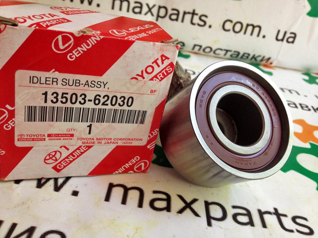 1350362030 1350362010 135030A010 Оригинал ролик ремня ГРМ Toyota 3,0 Camry Avalon Highlander Lexus ES 300 RX 300