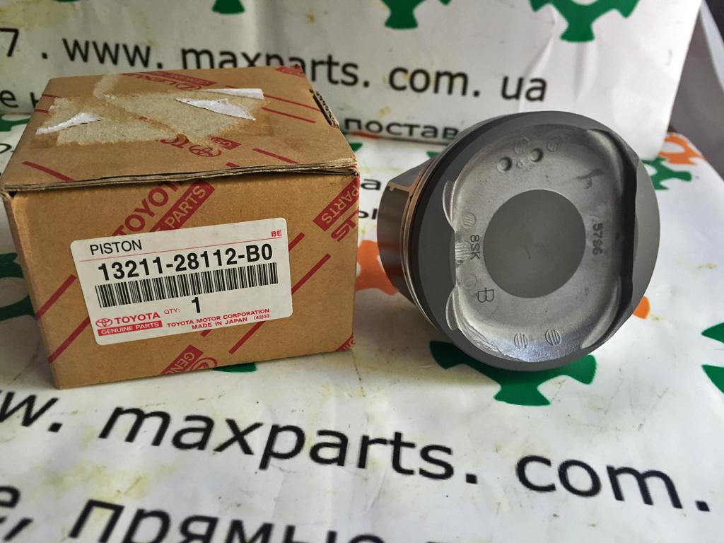 Поршень двигателя 2AZFE Toyota 2,4 Camry 40 Lexus ES 240 оригинал 1321128112B0 13211-28112-B0 1321128111B0 13211-28111-B0 1321128110B0 13211-28110-B0