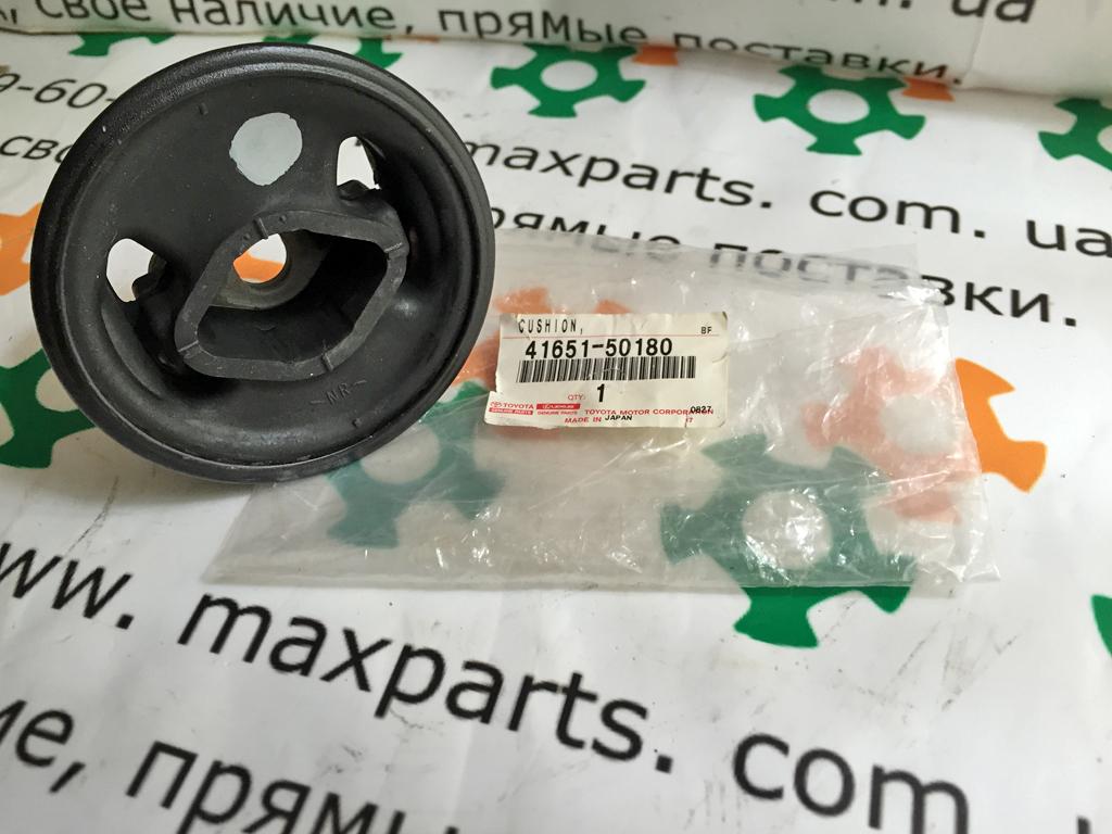 Фото 2 - Подушка правая саилентблок заднего редуктора Lexus GS IS LS оригинал 4165150180 41651-50180