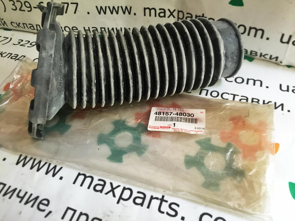 Фото 2 - 4815748030 48157-48030 Оригинал пыльник переднего амортизатора Toyota Highlander Lexus RX