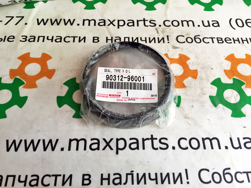9031296001 90312-96001 Оригинал сальник подшипника передней ступицы наружный Toyota Prado 150 120 FJ Cruiser Lexus GX 470 460