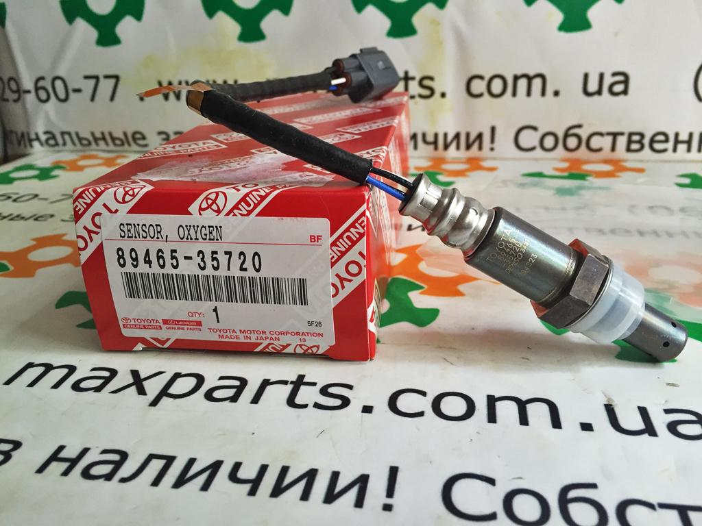 8946535720 89465-35720 Оригинал лямбда зонд датчик смеси левый №2 Lexus GX 460