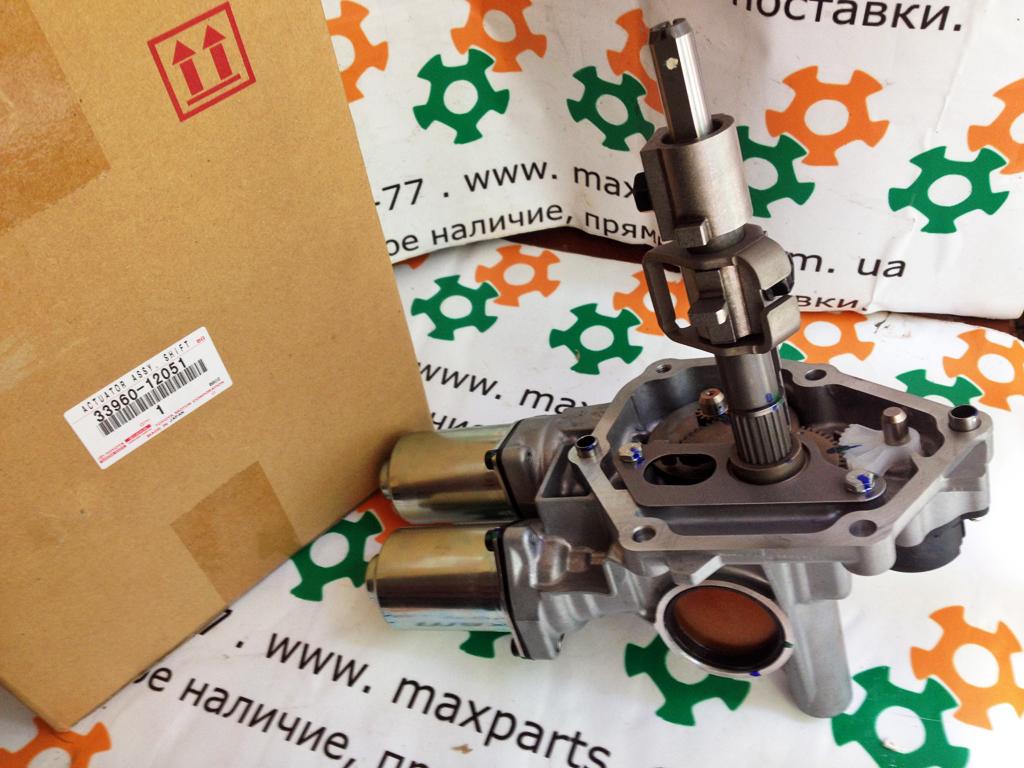 Фото 5 - 3396012051 3396012050 3396012040 3396012030 3396012010 Оригинал актуатор привод блок переключения передач в сборе Toyota Corolla Auris